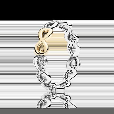 PANDORA | Infinite Love Ring