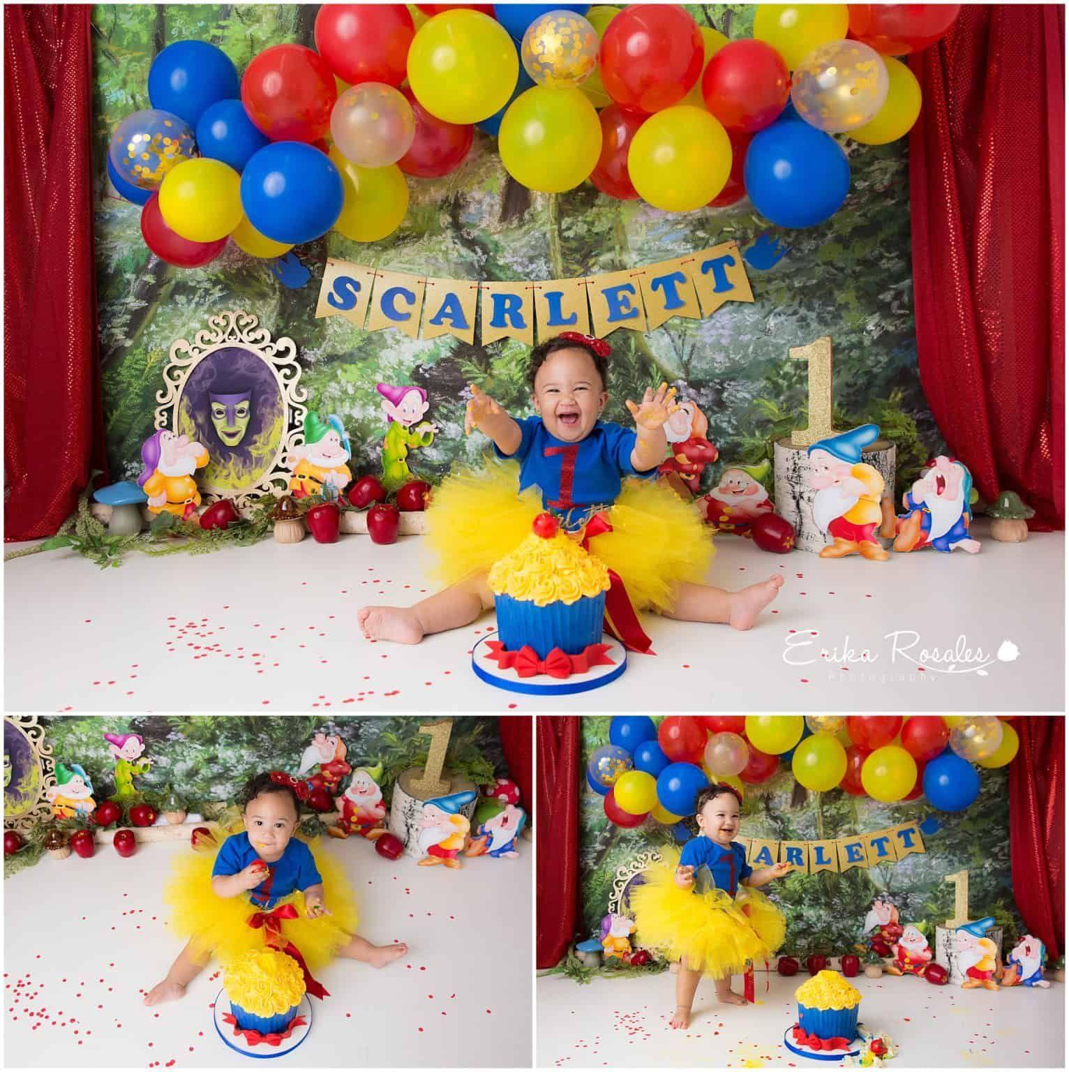 Pin On Princess Snow White Party