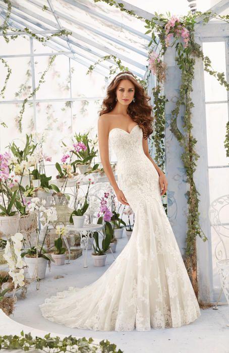Blu Bridal by Mori Lee 5413 Blu Bridal Collection by Mori Lee ...