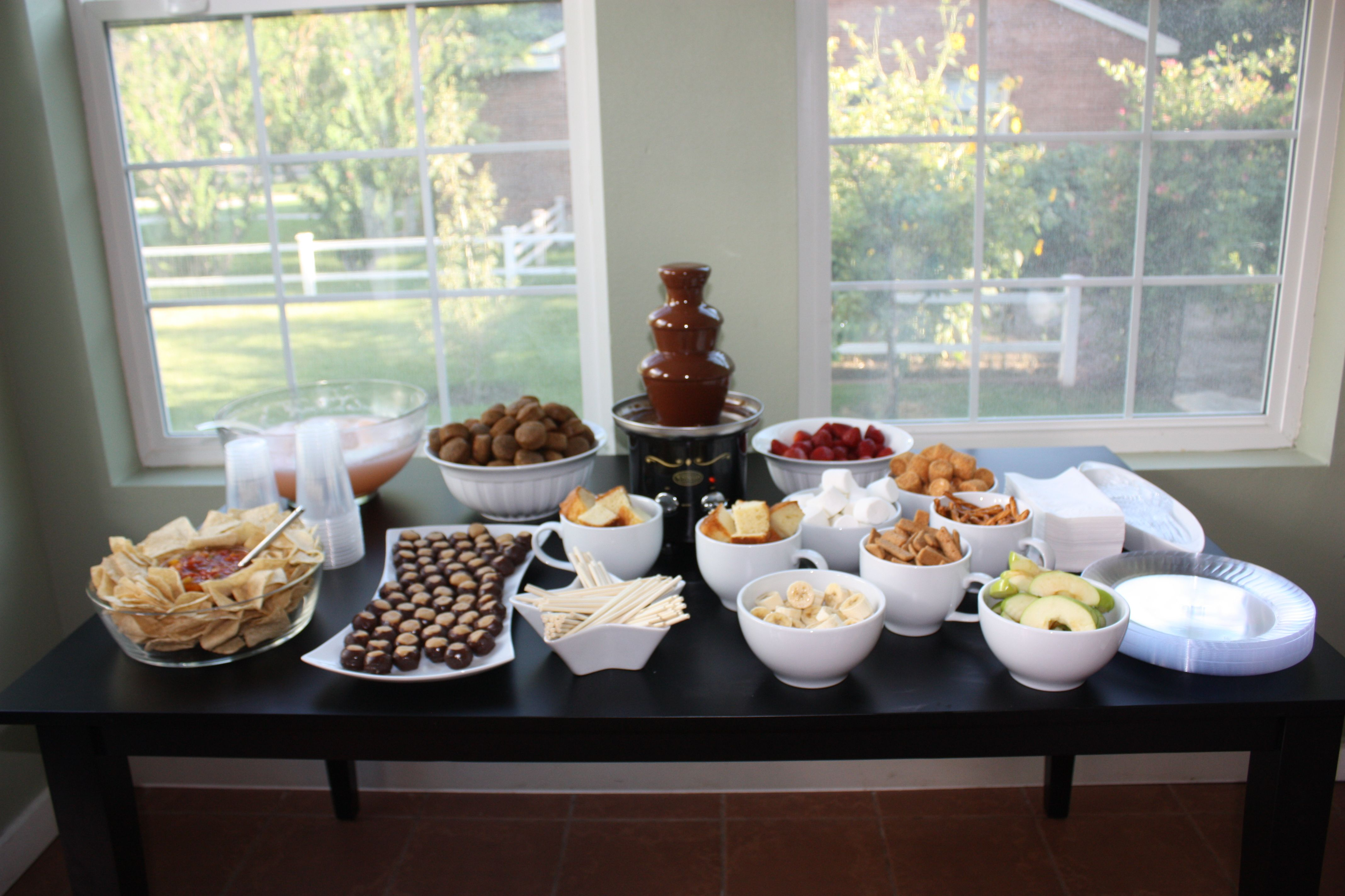Small Of Baby Shower Finger Foods