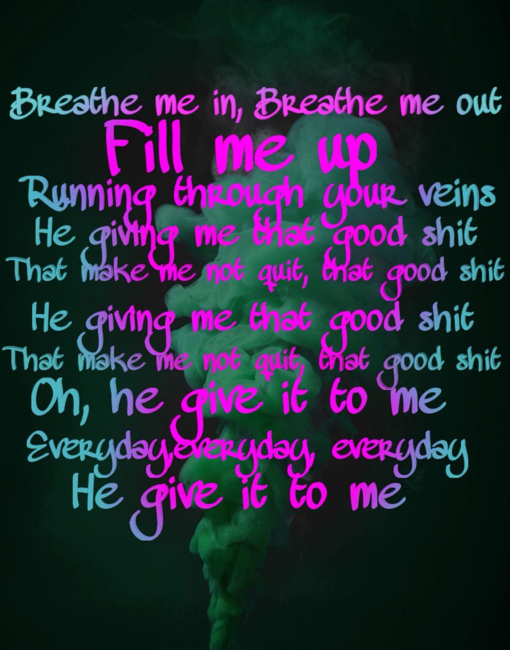 Ariana Grande Everyday Lyrics