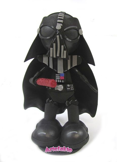 Fofucho Darth Vader - Sr Oscuro