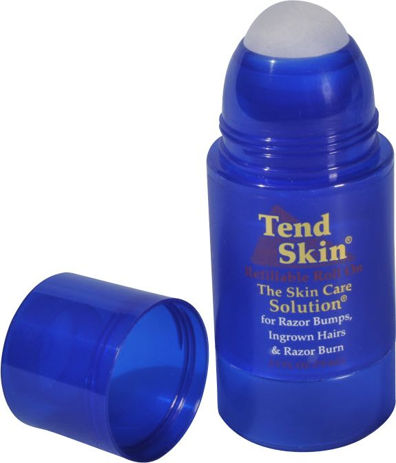 Tend Skin Refillable Roll On System Tend Skin Ingrown Hair Skin Care Solutions