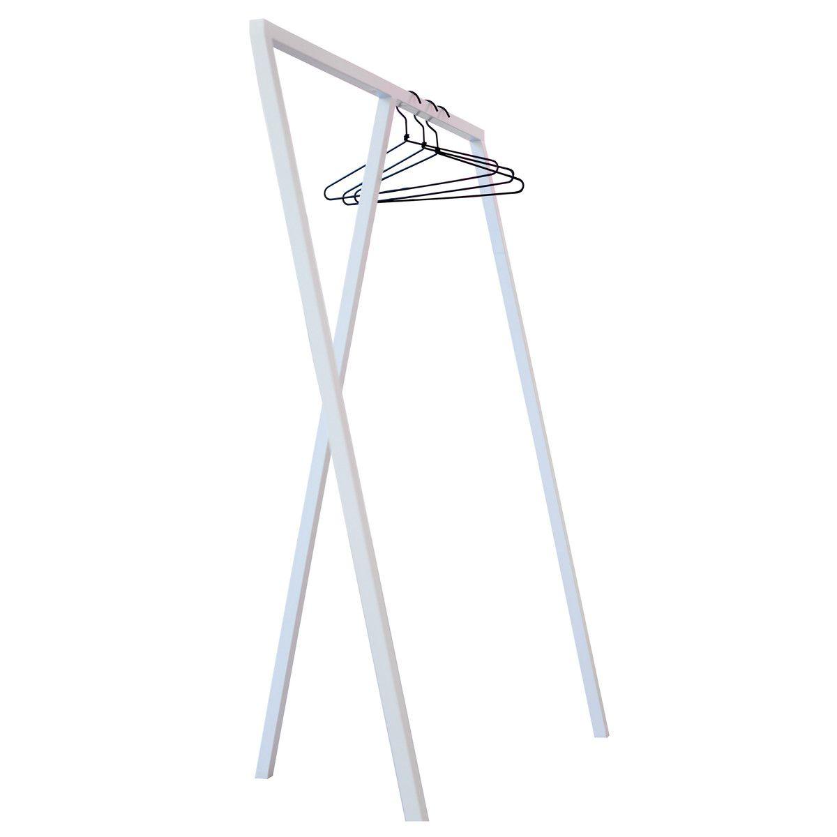 Hay Loop Stand Garderobenstander Klein Schwarz Hay Loop Stand Wardrobe Hay Loop Stand Hay Loop