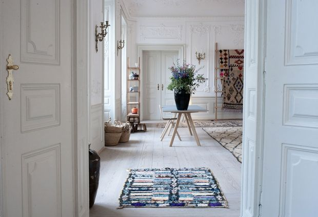Cos x hay pop up shop pop up shopscosvintage rugsscandinavian interior designparisianliving