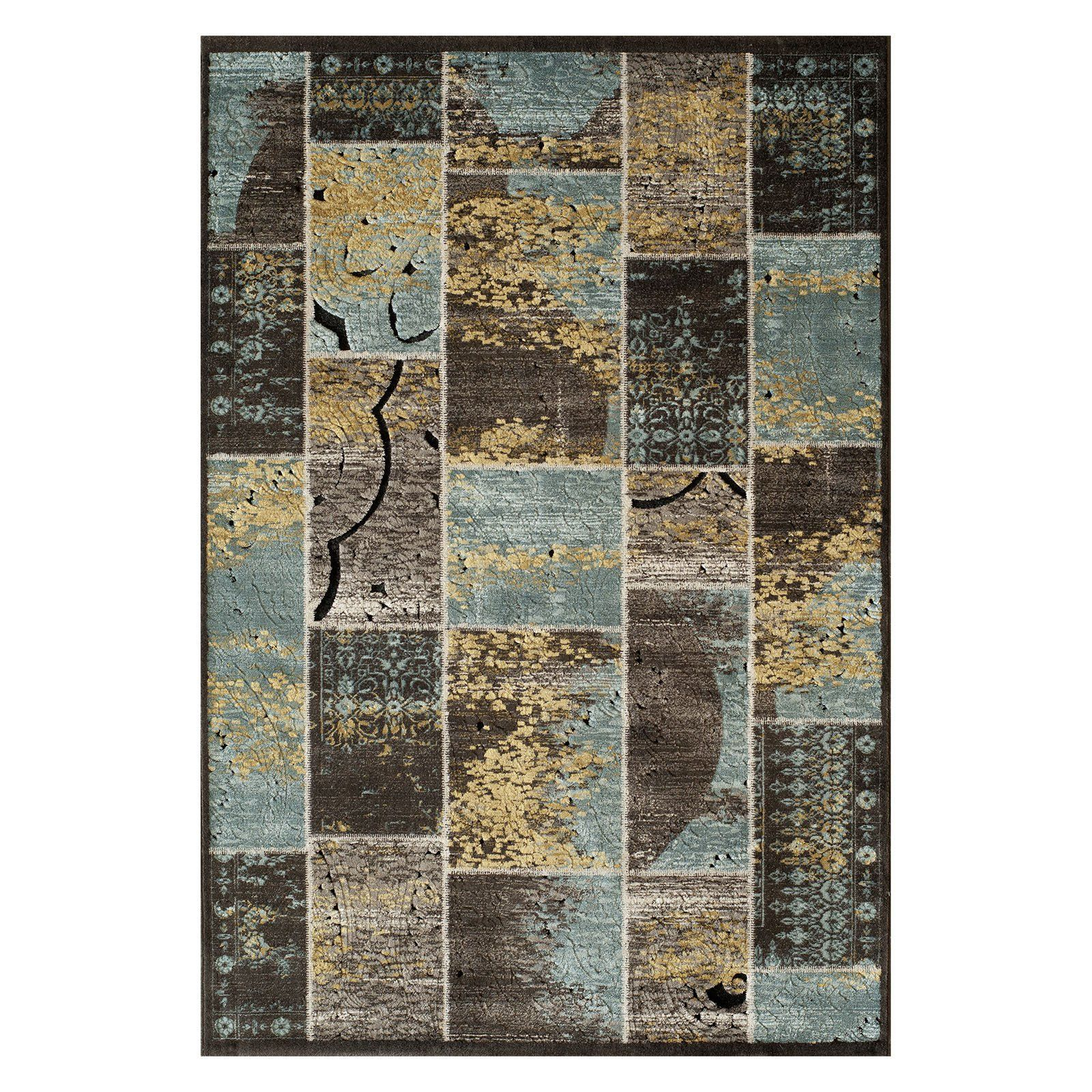 Momeni Vogue Collection VG-01 Rug - VOGUEVG-01BLU1827