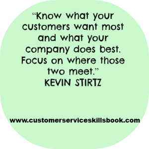 Service Quotes Inspirational Customer Service Quote  Kevin Stirtz  Customer .