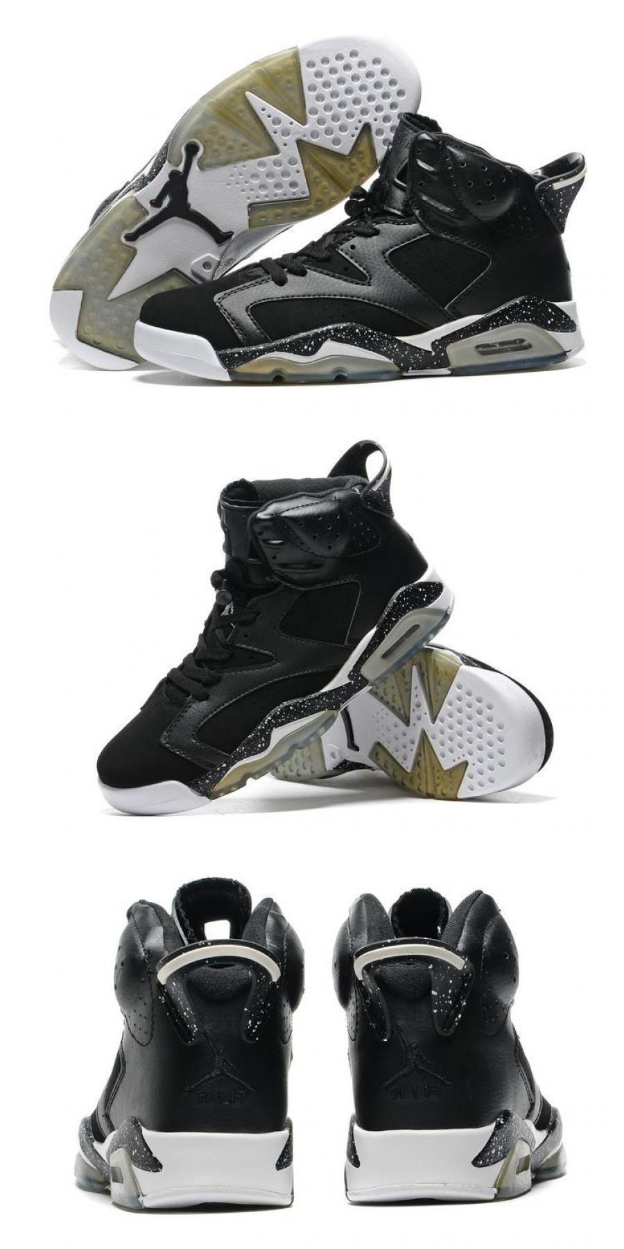 "2020 的 Air Jordan 6 ""black Oreo"" For 主题"