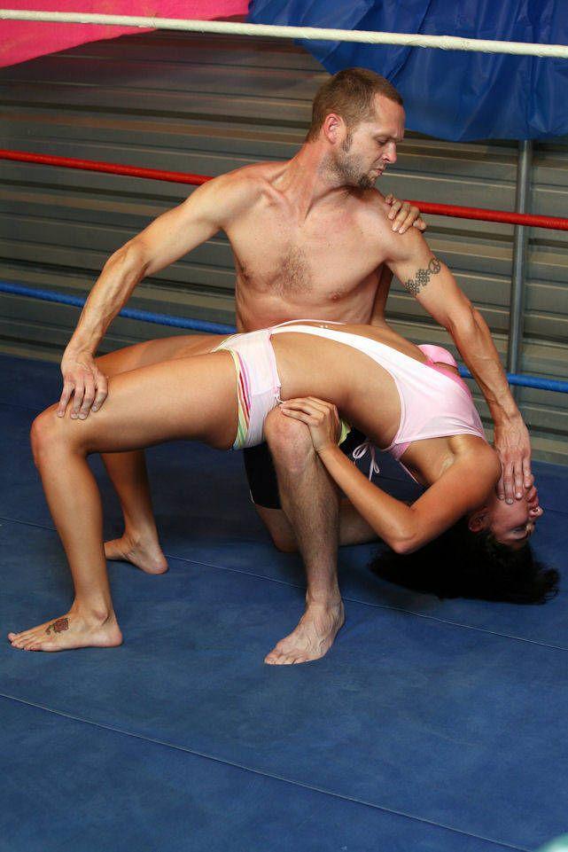 Mixed wrestling club