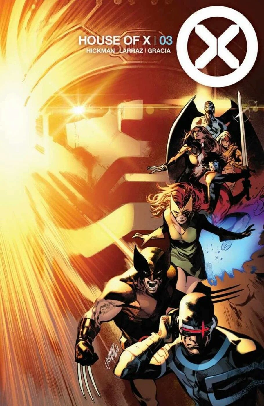 House Of X Cover Comics X Men Marvel Comics