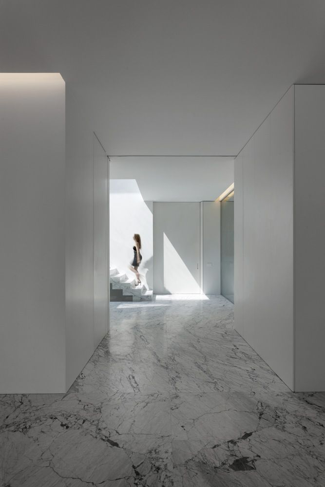 Gallery of Aluminum House / Fran Silvestre Arquitectos - 5