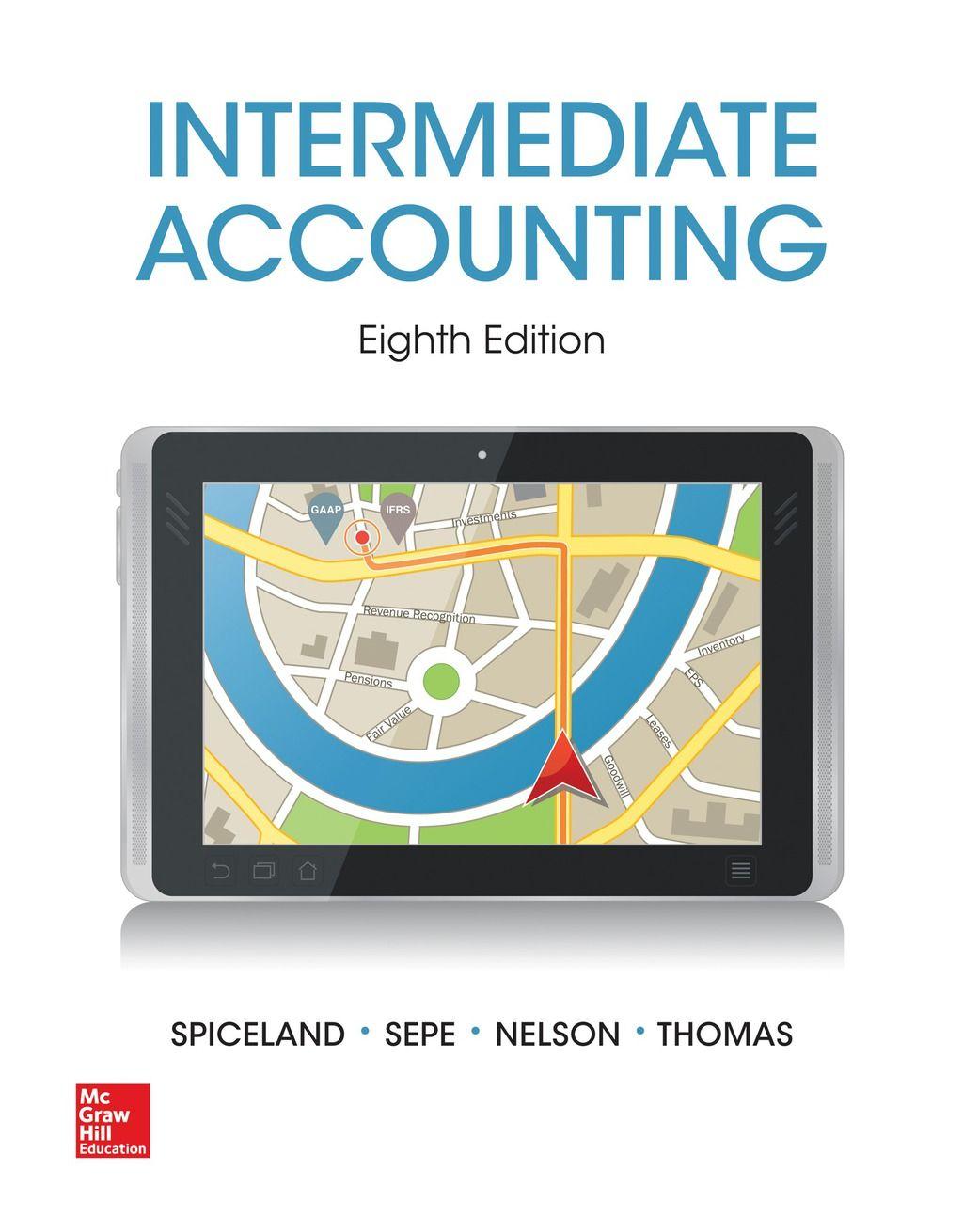 Intermediate Accounting (eBook Rental) in 2019