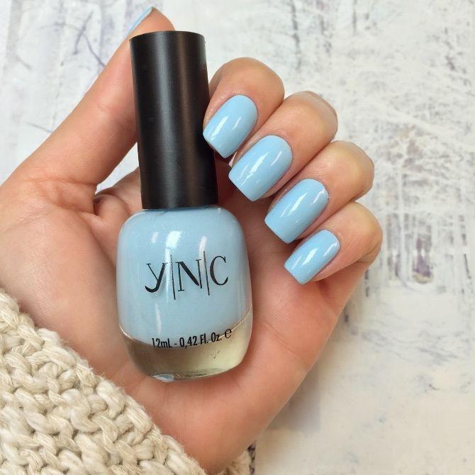 Esmalte da semana: HOPE da YNC | Beauty nails and Makeup