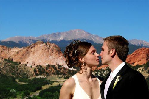 Weddings At The Cliff House Pikes Peak Manitou Springs Colorado
