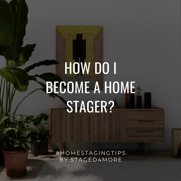 This year is my 16th year in the home staging industry ...