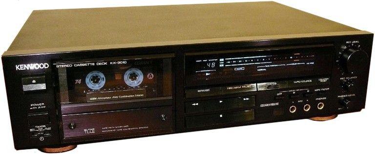 KENWOOD KX9010 Stereo Cassette Decks 3