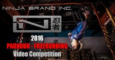 Check out this Parkour - Freerunning Video Competition! Submit your video or vote for your favorite video!