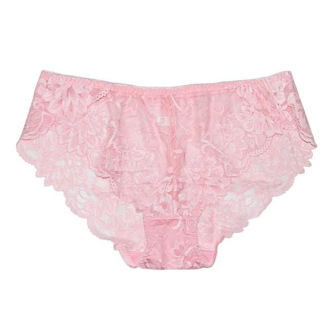 8b99c34fa2a1 Item Type: Panties Gender: Women Pattern Type: Solid Material Composition:  Spandex,Nylon Rise Type: Mid-Rise Model Number: 139K Decoration: Lace  Material: ...