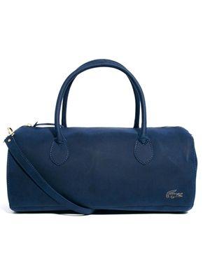 a0f6d20acc9 Lacoste Live Duffle Bag | Me | Bags, Lacoste bag, Cute bags