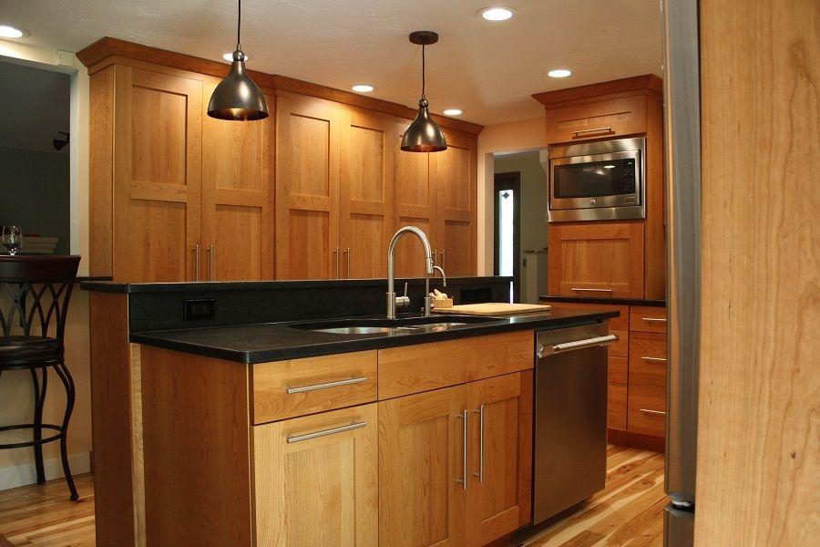 Nashua NH Transitional Kitchen Remodel   Transitional ...