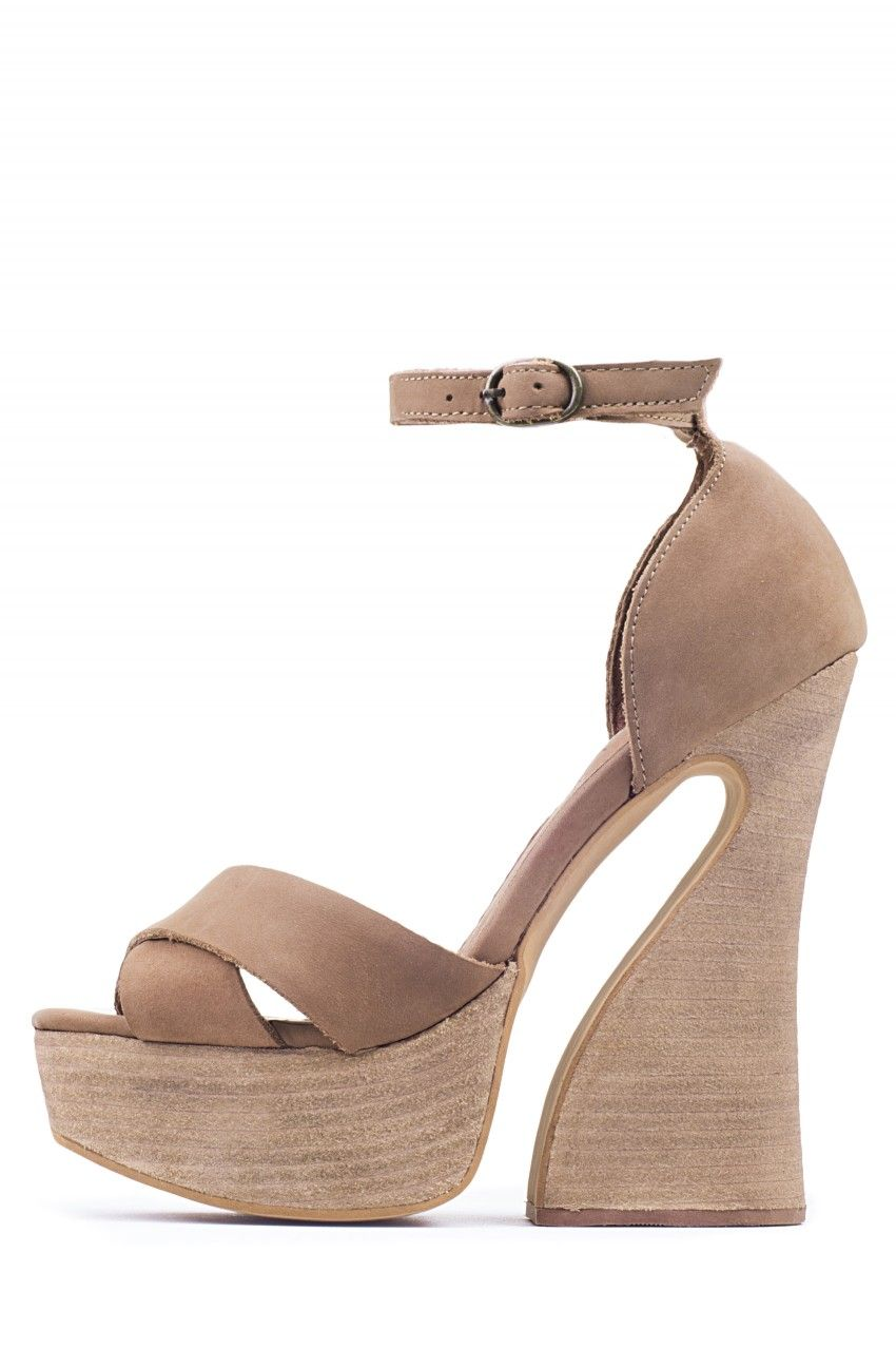 043429f41cd Jeffrey Campbell Shoes STEFANYA Shop All in Brown