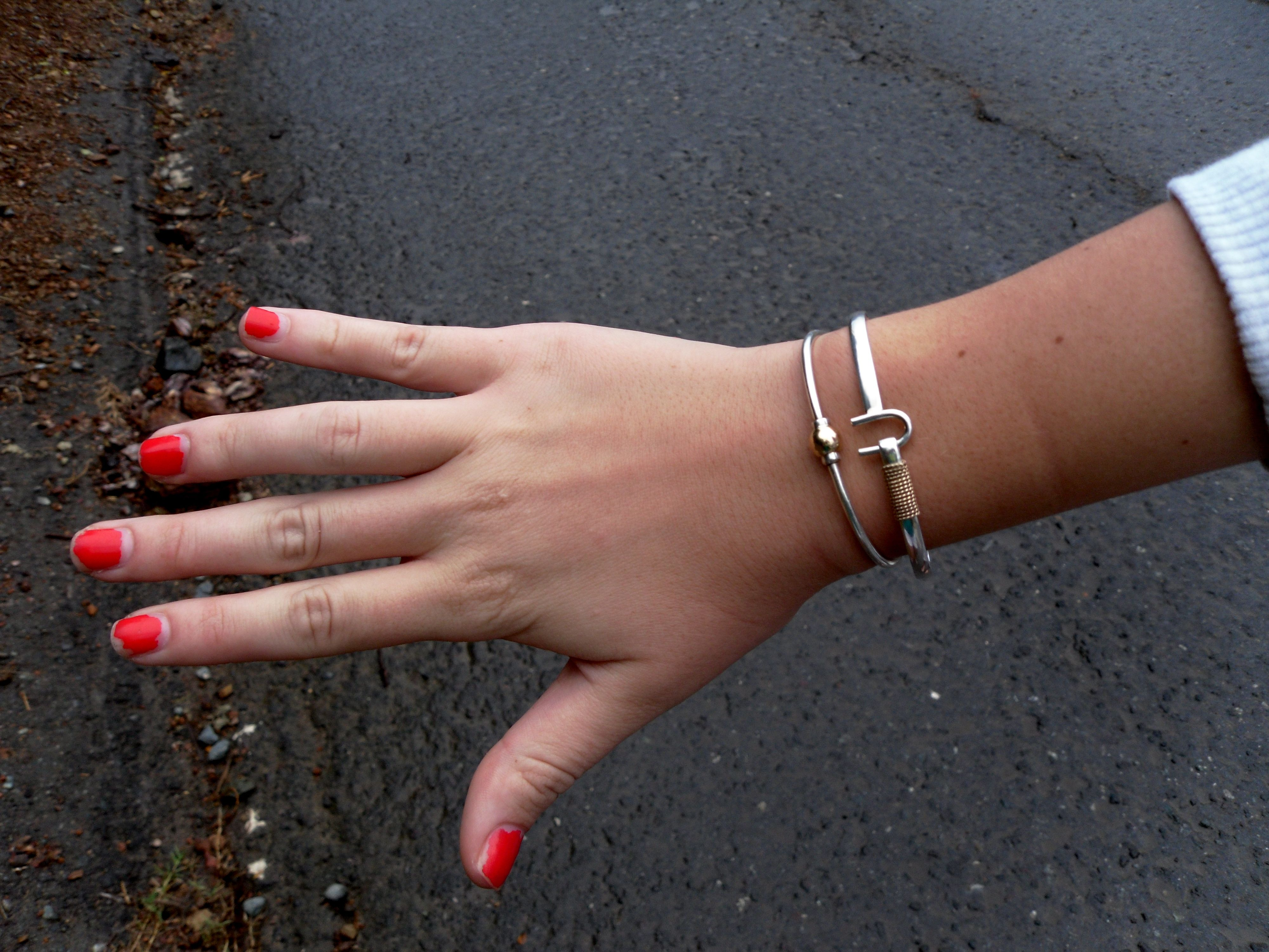 "Caribbean Hook Bracelet """