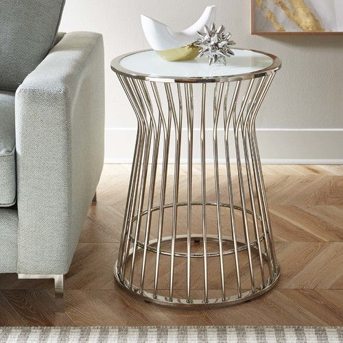 Found It At Wayfair Felice End Table End Tables Marble End Tables Table
