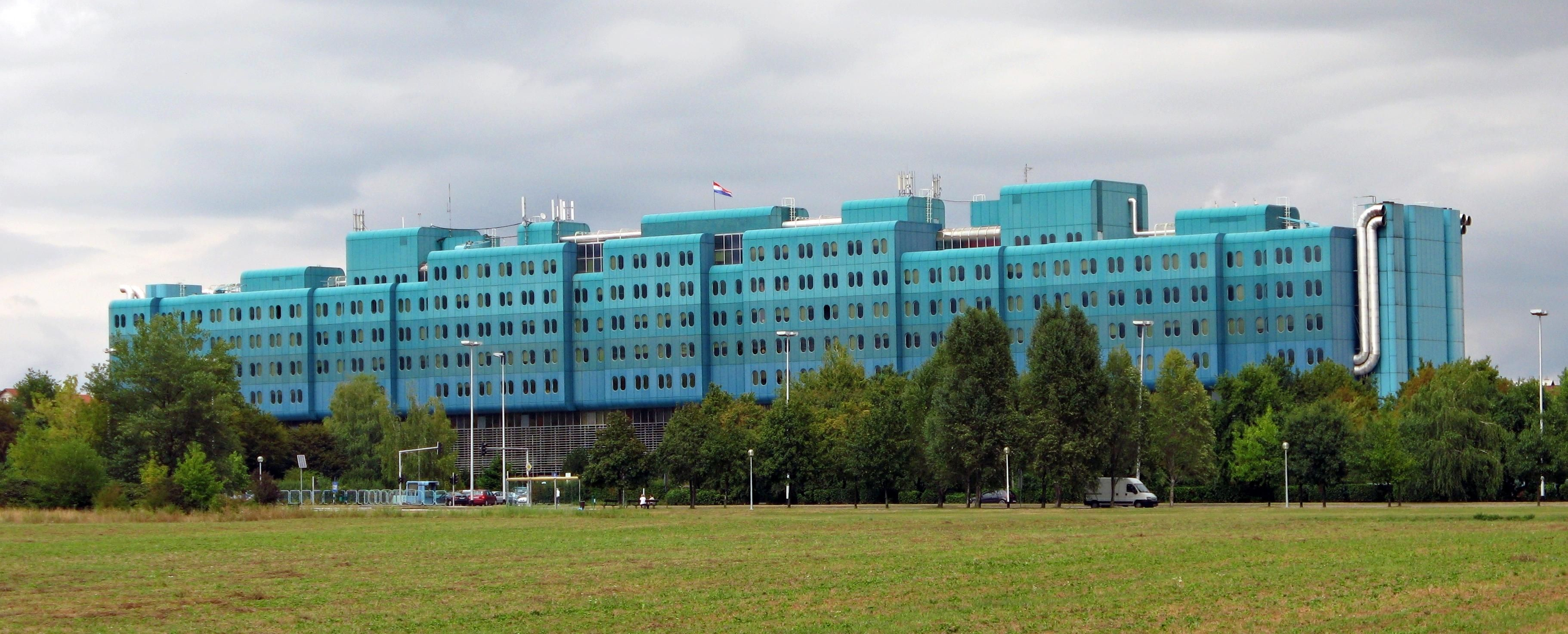 Clinical Hospital Dubrava Military Hospital Zagreb Croatia 3643x1474 Zagreb Croatia Croatia Brutalist Architecture