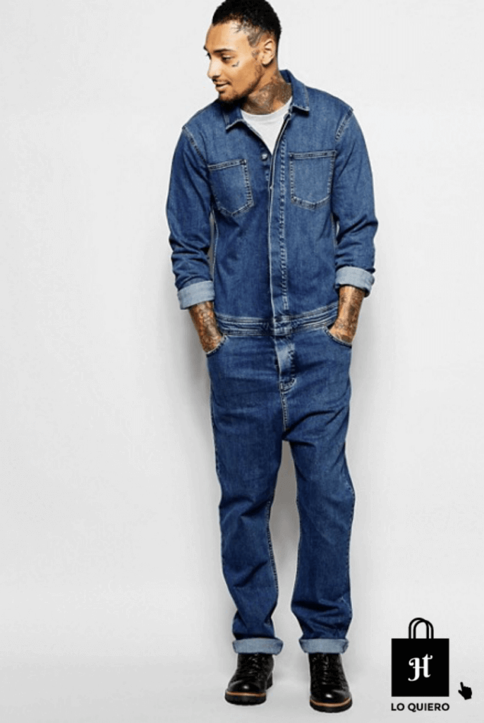 57d796dd4 Mono para hombre en gris marca Asos #Moda #Blog #ModaHombre #BlogModaHombre