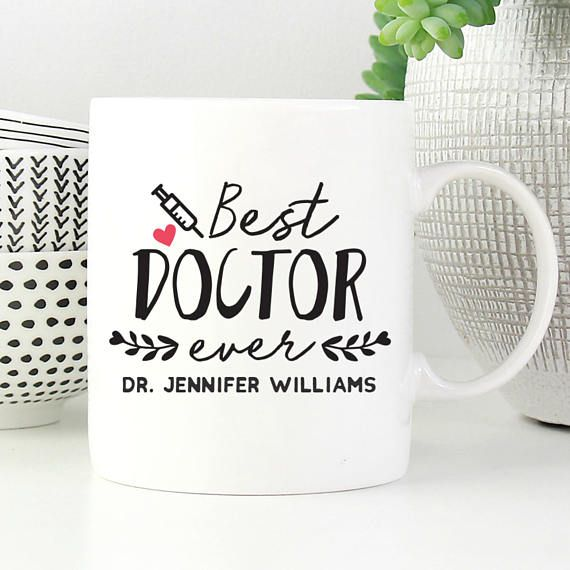 Best Doctor Ever Mug, Funny Doctor Gift, Doctor Graduate Gift, Medical Student Gift, Funny Doctor Gift, Gift For Doctor, Doctor Appreciation #bosscoffee