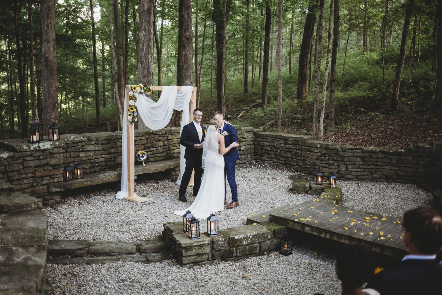 Indiana elopement ideas in 2020 intimate wedding venues