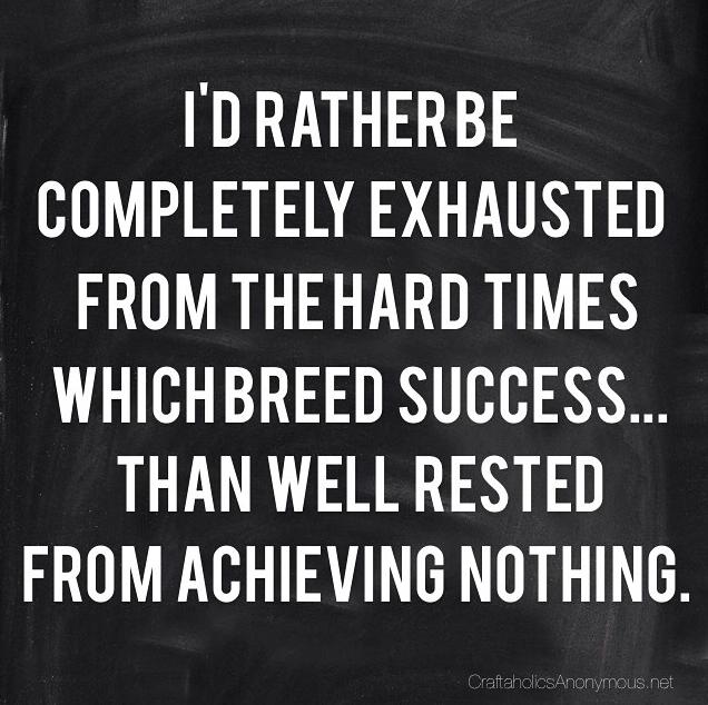 Hard work always pays off essay