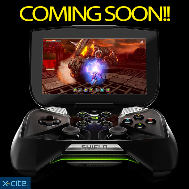 Nvidia Shield is a handheld game console by Nvidia. Shield