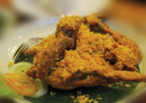 Resep Ayam Goreng Kremes Makanan Gurih Dan Renyah Resep Masakan Nusantara Indonesia Aneka Resep Ayam Daging Ikan Say Resep Ayam Masakan Ayam Goreng