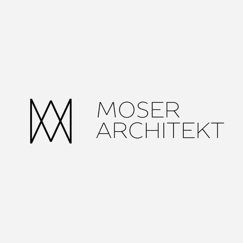 Minimalism for an architect. Design by Rizky Dana
