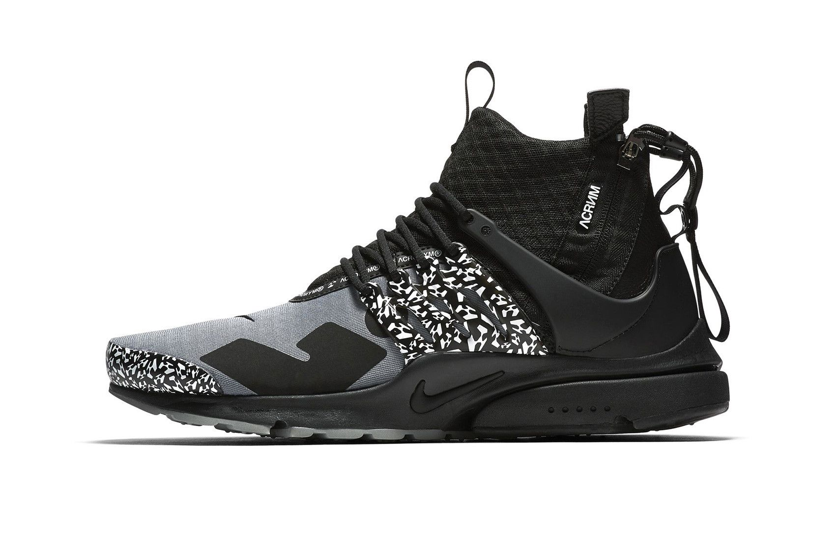 huge discount c2094 68eba Presto Corporation release (13), part of the Acronym x Nike Collection