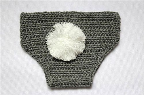 Cute Gorgeous Cotton Handmade Newborn Baby Crochet Diaper Nappy Photograph New   eBay