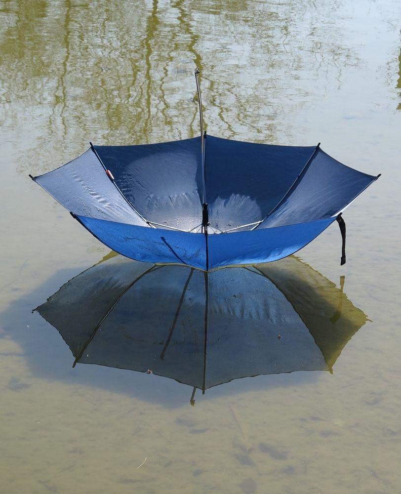 Der Regen kommt von der richtigen Seite von H.-J.M.
