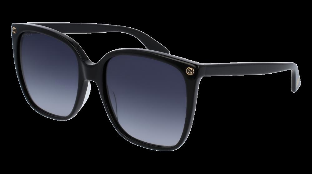 591ebaf8b5e Gucci GG0022S Sensual Romantic Women Sunglasses