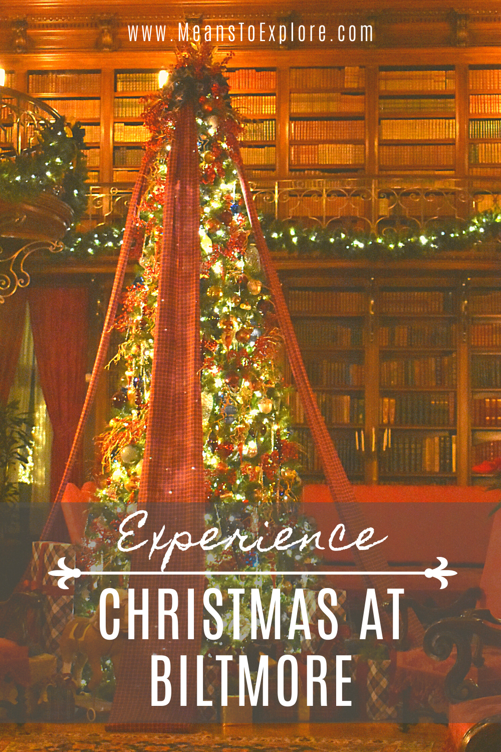 Can T Miss Christmas At Biltmore In 2020 Christmas Travel Destinations Christmas Travel Holiday Travel Gifts