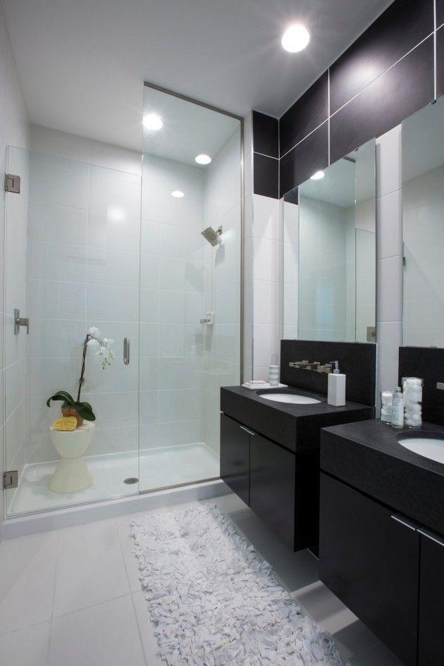 interior designers cecconi simone have completed a model home in
