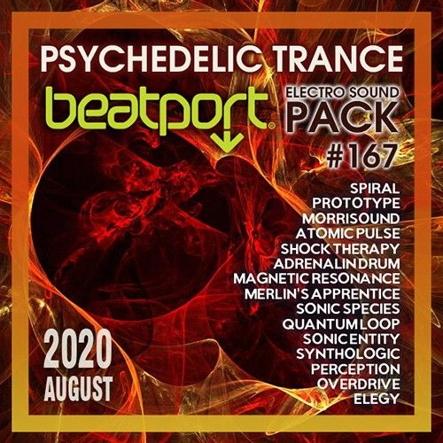 Beatport Psychedelic Trance: Electro Sound Pack #167 (2020 ...