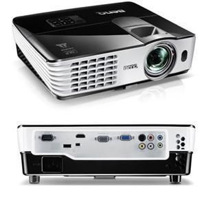 New BenQ 3D Ready DLP Projector - 1080p - HDTV - 4:3