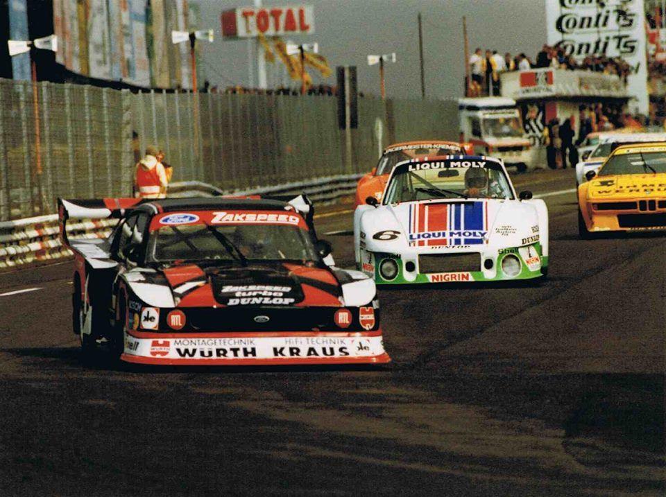 Drm Ford Capri Turbo Zakspeed Gr 5 Porsche 935 Turbo Joes