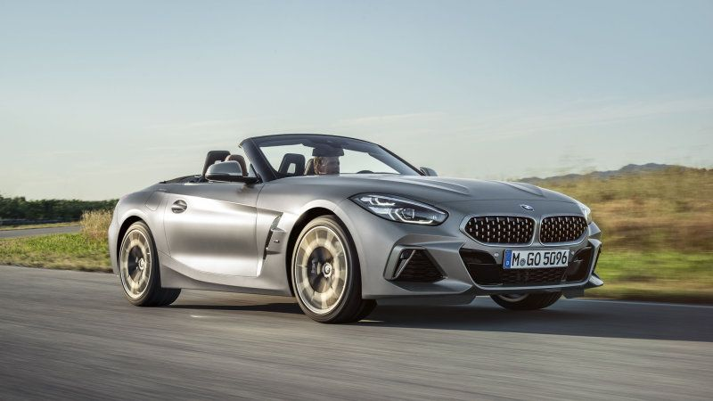 Bmw Officially Unleashes 2019 Z4 30i And 2020 Z4 M40i Roadster Affordable Sports Cars Bmw Z4 Roadster Car