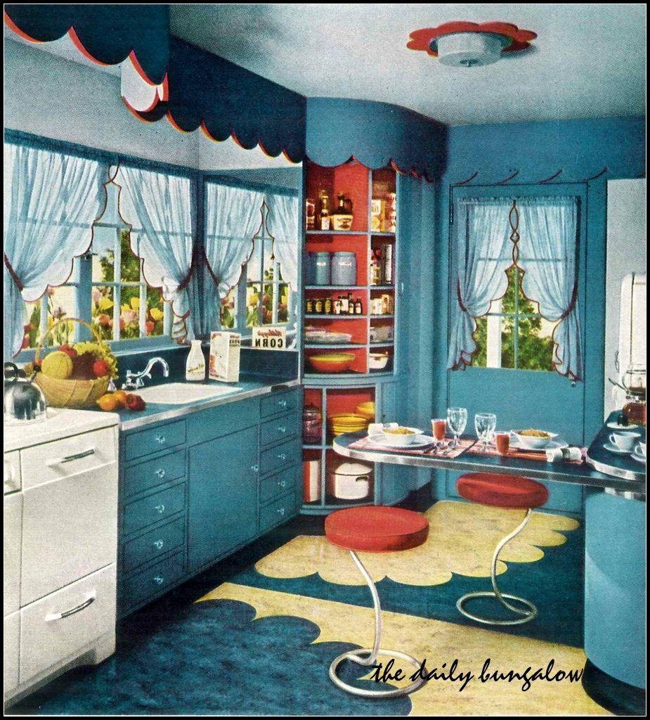 Hazel Dell Brown In 2019 Vintage Kitchens Vintage