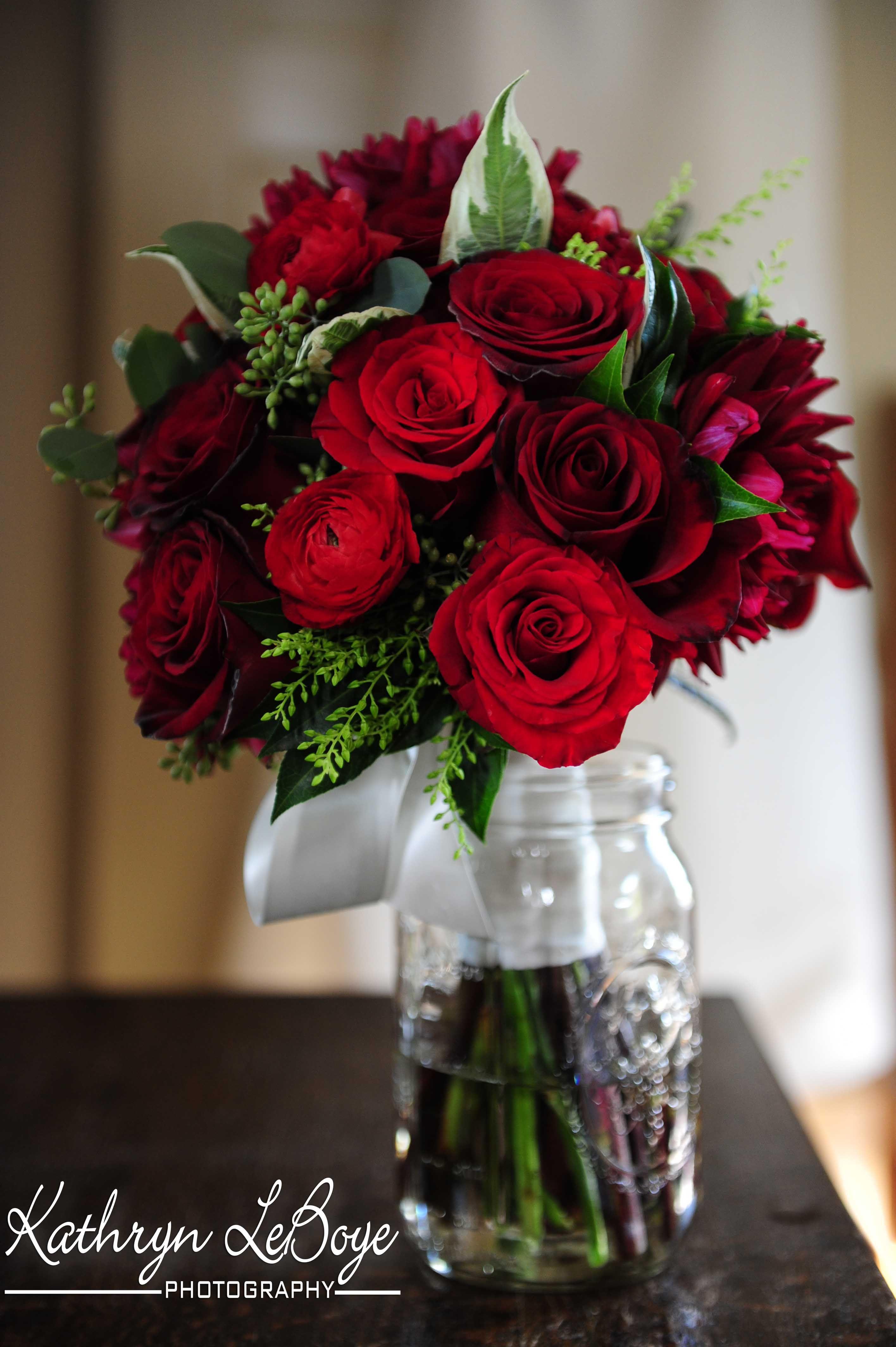 McMenamins Edgefield Wedding Photography, Kathryn LeBoye Photography, Bride's flower bouquet photo