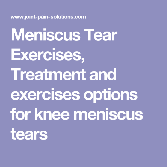 Meniscus Injury Icd 10 | CINEMAS 93