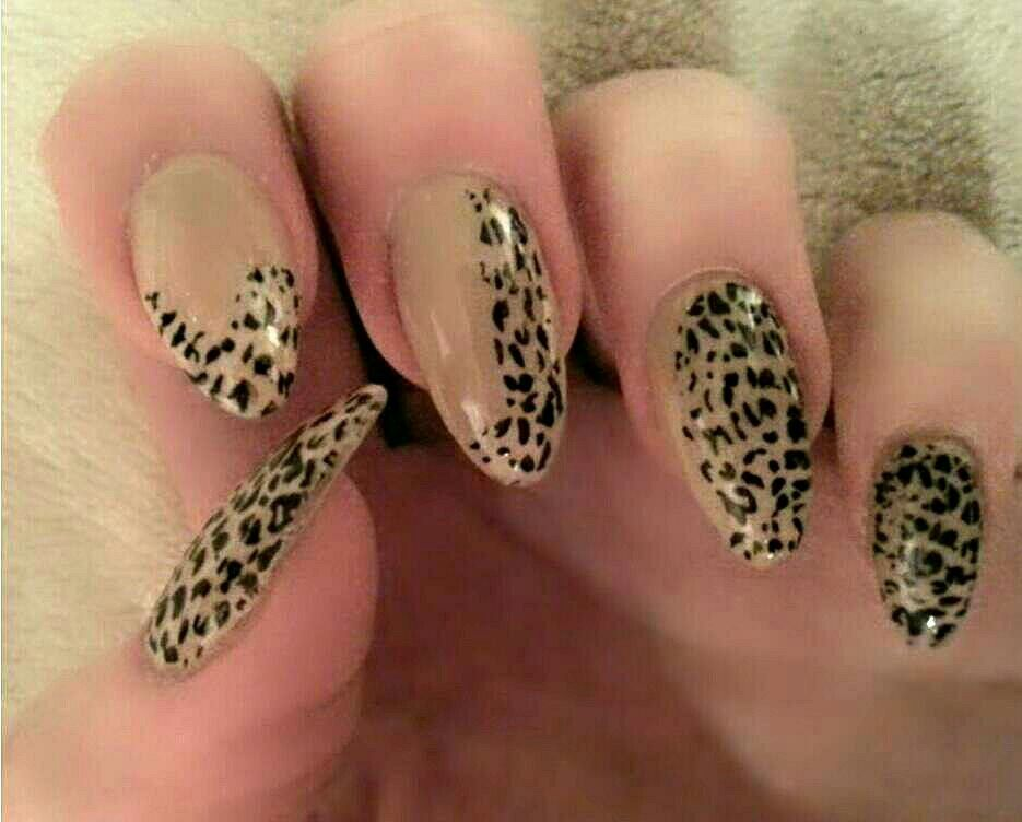 Naturals Collection - Nude. Leopard.