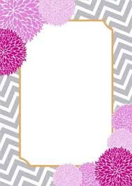 Image result for colorful chevron page borders Printables